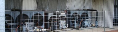 3 x 15kw  compressors