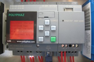 POLYPHAZ controller, Thermal overload