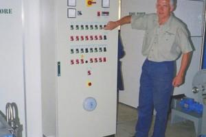 Main control panel  (1999)