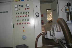 York olive oil control cabinet